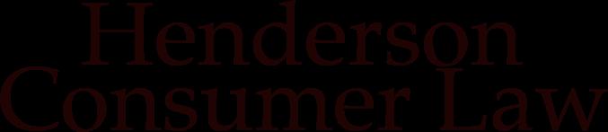 Henderson Consumer Law